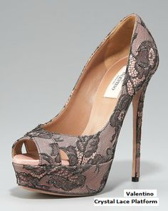 0c94a22142df Valentino Shoe Lace Heels