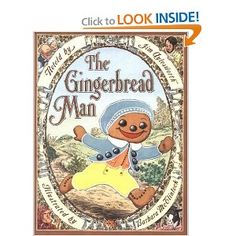 Gingerbread books and links to freebies