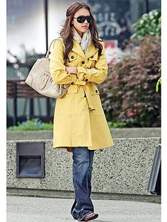 http://www.fash2012-13.com/   Fantastic trench...pale yellow or coral