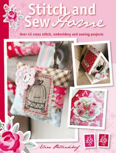 @Nic Hahn I found out that Eline is also publishing a english version of her book. Great gift for stitchers!