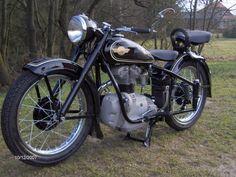 Motorrad Restauration