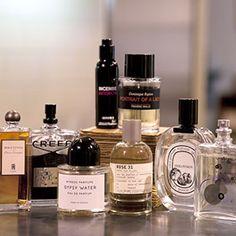 Niche perfume favorites