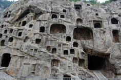 Longmen Grottoes - masterful work of Chinese carvings from the early to middle periods