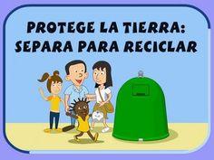 APRENDE CON PIPO: Separar residuos para reciclar #DiaMundialMedioambiente #Reciclar #Tierra #educacion #ninos #basura #Environment