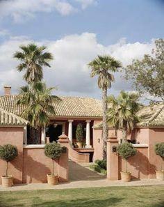 Carolina Herrera jr's home - Extremadura - Spain