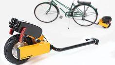 The Wheezy Turns any Bike into an E-Bike