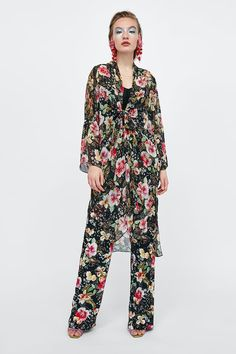This kimono! But not the pants if you wanted to tone it down a bit