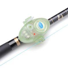 Electric Fish Alarm Bite Fluorescent Fish Alarm Bite Fishing Tools