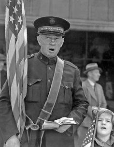 Salvation Army. San Francisco, California, 1939