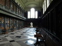 The Codrington Library, All Souls College, Oxford, UK(Europe)