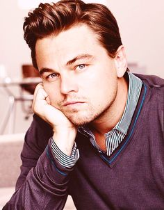 Leonardo Dicaprio. Always looks sharp, and always melting hearts. A man who deserves an oscar more than anyone!