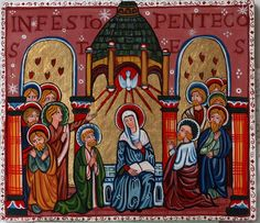 pentecost icon for sale