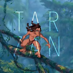 On this day in 1999, Tarzan swung into theaters.