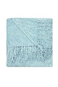 The velvety texture of our chenille throw has a lustrous appearance and a fringe trim. Mr Price Home, Home Goods Decor, Home Decor, Dream Bedroom, Colours, Fabric, Stuff To Buy, Inspiration, Fringe Trim