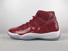 d11cad64898f7a Air Jordan 11 Retro Gym Red Black Win Like 96 378037-623 Cheap Jordans For