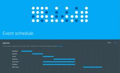 Responsive Timeline from Google I/O › PatternTap