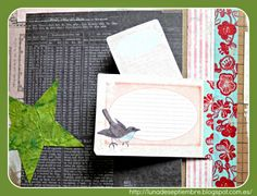 wedding album, birds, stars