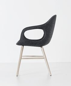 Elephant upholstered by Neuland Industrialdesign for Kristalia #chair #interiordecor #nordicdesign