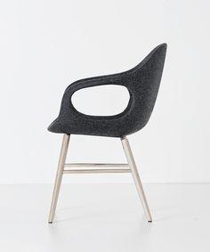 Elephant upholstered by Neuland Industrialdesign #elephant #chair #interiordecor #nordicdesign