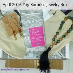 I love this subscription from Yogi Surprise! I have also signed up for their lifestyle box, but I have been sub'd to their jewelry box for a while now. They usually give one spoiler for the…