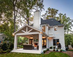 Custom home at 2300