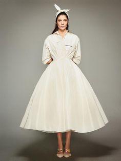 """Chiara Mastroianni in Giambattista Valli Fall 2014 Haute Couture for Madame Figaro """"Special haute couture"""" of August 1, 2014"""