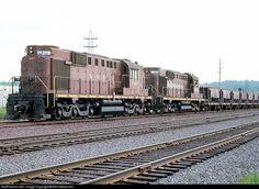 RailPictures.Net Photo: LSI 1807 Lake Superior & Ishpeming Alco RSD-12 at Negaunee, Michigan by Bill Hakkarinen