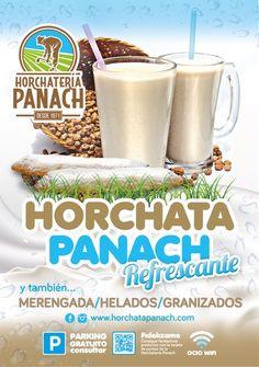 Campaña Horchata natural
