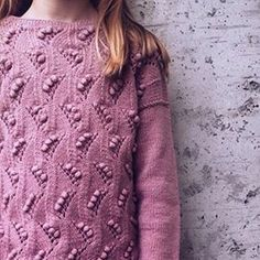 - Pink peas - #peablouse knitted by talented @linnheimtun, thank you for sharing 🌷 The pattern is available in Danish at www.knittingforolive.dk #ærtebluse #prettyinpink #knitforkids #barnestrikk #knitforgirls #jentestrikk #knitting_inspiration #laceknitting #stitchwork #strukturstrikk #knittingforolivesmerino #knittingforolive