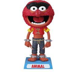 Funko The Muppets: Animal Wacky Wobbler http://popvinyl.net #funko #funkopop #popvinyls