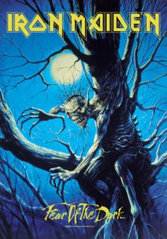 Iron Maiden - Fear of the Dark Live