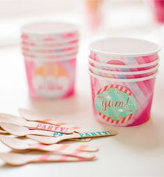 How to Plan an Ice Cream Shoppe Party | Pottery Barn Kids