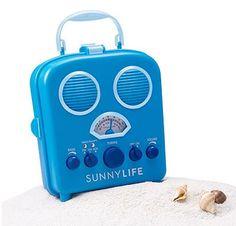 Beach Sounds waterproof Bluetooth speaker