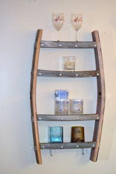 Kentucky Bourbon Barrel Stave Wall Art Decor W Hoop Outline Bourbon Pinterest Bourbon Art Decor And Barrels