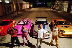 Coolest Fast and Furious Cars