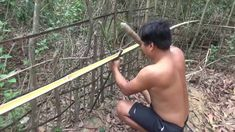 Primitive Life:Ancient Concrete-breed adopt fish and chicks!Next months in the forest! Primitive Technology, Concrete, Adoption, Fish, Youtube, Safety, Foods, Aqua, Security Guard