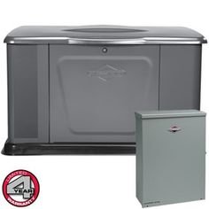 Briggs & Stratton 16kW Standby Generator System (200A Service Disconnect + AC Shedding) Model 40401