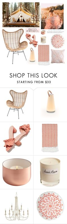 """ARE YOU READY TO DREAM?"" by tiziana-melera ❤ liked on Polyvore featuring interior, interiors, interior design, home, home decor, interior decorating, Pablo, Avery, Loeffler Randall and Selamat"