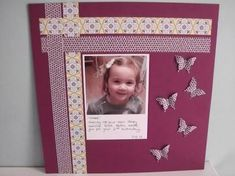Image result for simple scrapbook layouts