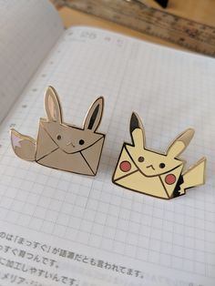 Pikachu/Eevee Letter Friends Enamel pins on Storenvy Pikachu, Bag Pins, Jacket Pins, Pokemon Pins, Cool Pins, Metal Pins, Pin And Patches, Pin Badges, Lapel Pins