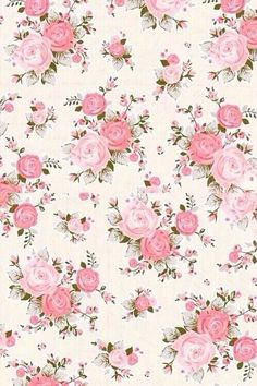 Cute floral wallpaper background flowers for nature pastel phone pink wallpapers android . cute floral wallpaper watercolor pattern with roses Pink Wallpaper Android, Trendy Wallpaper, Cute Wallpapers, Wallpapers Android, Shabby Chic Wallpaper, Wallpaper Desktop, Wallpaper Backgrounds, Flower Background Wallpaper, Background Vintage