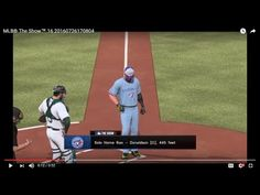 MLB® The Show™ 16 Toronto 780 Josh Donaldson [HR,445 ft!!]