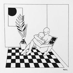 Illustrator Spotlight: Léna Mačka - BOOOOOOOM! - CREATE * INSPIRE * COMMUNITY * ART * DESIGN * MUSIC * FILM * PHOTO * PROJECTS
