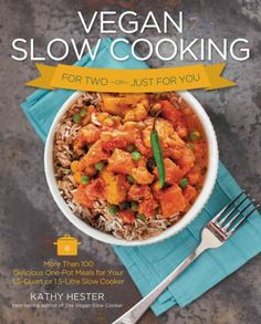 Featuring recipes geared specifically for use with a 1.5- to 2-quart slow cooker, you'll find endless meal ideas that you can make with minimal effort and maximum taste. Just prep a few items the night before or morning of, and come home to a hot meal—or side, or dessert—the moment you walk in the door!