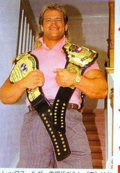 Lex Luger | The World's Best Sports Superstars: Wrestling WWE - Lex Luger