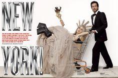 Marc Jacobs, V Magazine