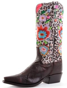 Macie Bean Smokey and the Bandit Cowboy Boots M8014 BRN - PFI Western Store