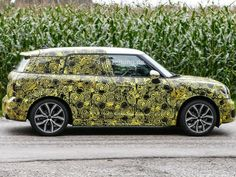 Mini countryman 2017 | MINI Art Cars | MINI | Mini Cooper | Dream Car | Miniac | Art | custom MINI cooper | custom car | Schomp MINI