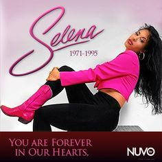 Always Remember <3 Selena! Go to myNUVOtv.com for our favorite songs by princess Selena!