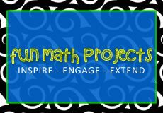 Fun Math Projects